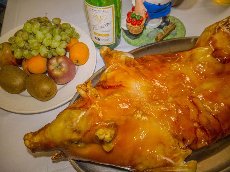 Comida para llevar Madrid Casa Parrondo