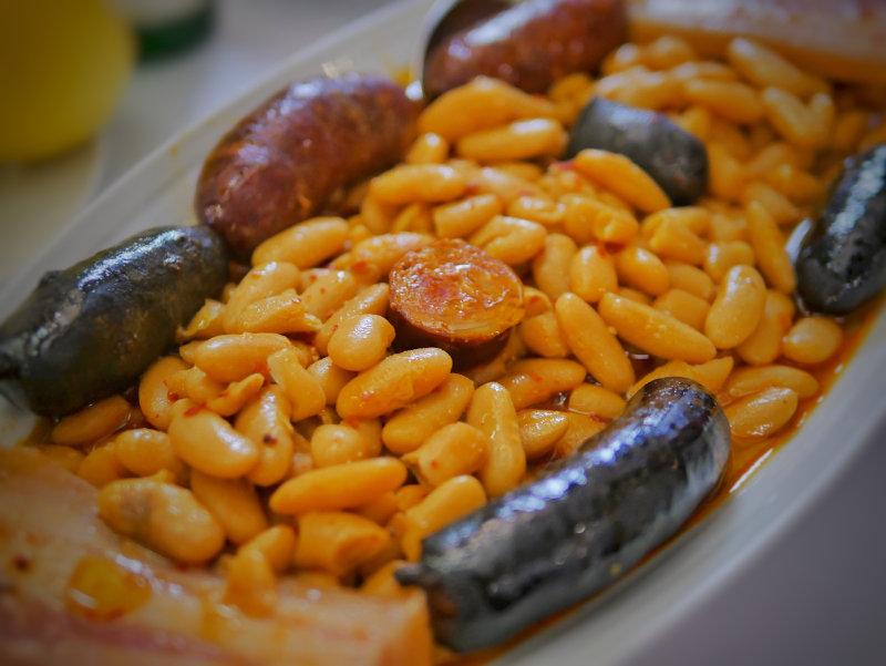 Fabada Asturiana para llevar Madrid Casa Parrondo