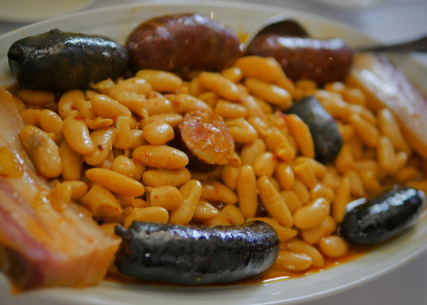 Fabada Asturiana Restaurante Casa Parrondo